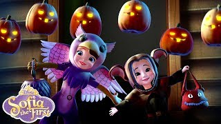 Super Spooky Night | Music Video | Sofia the First | Disney Junior
