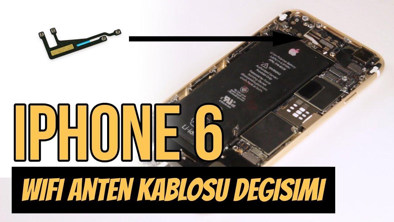 iPhone Wifi Az Çekiyor veya Kopuyor çözümü