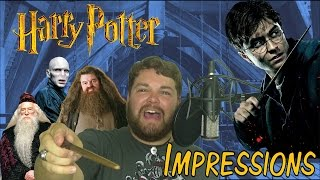 Repeat youtube video Harry Potter Impressions