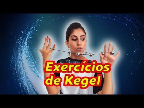 Exercícios de Kegel #Iniciantes