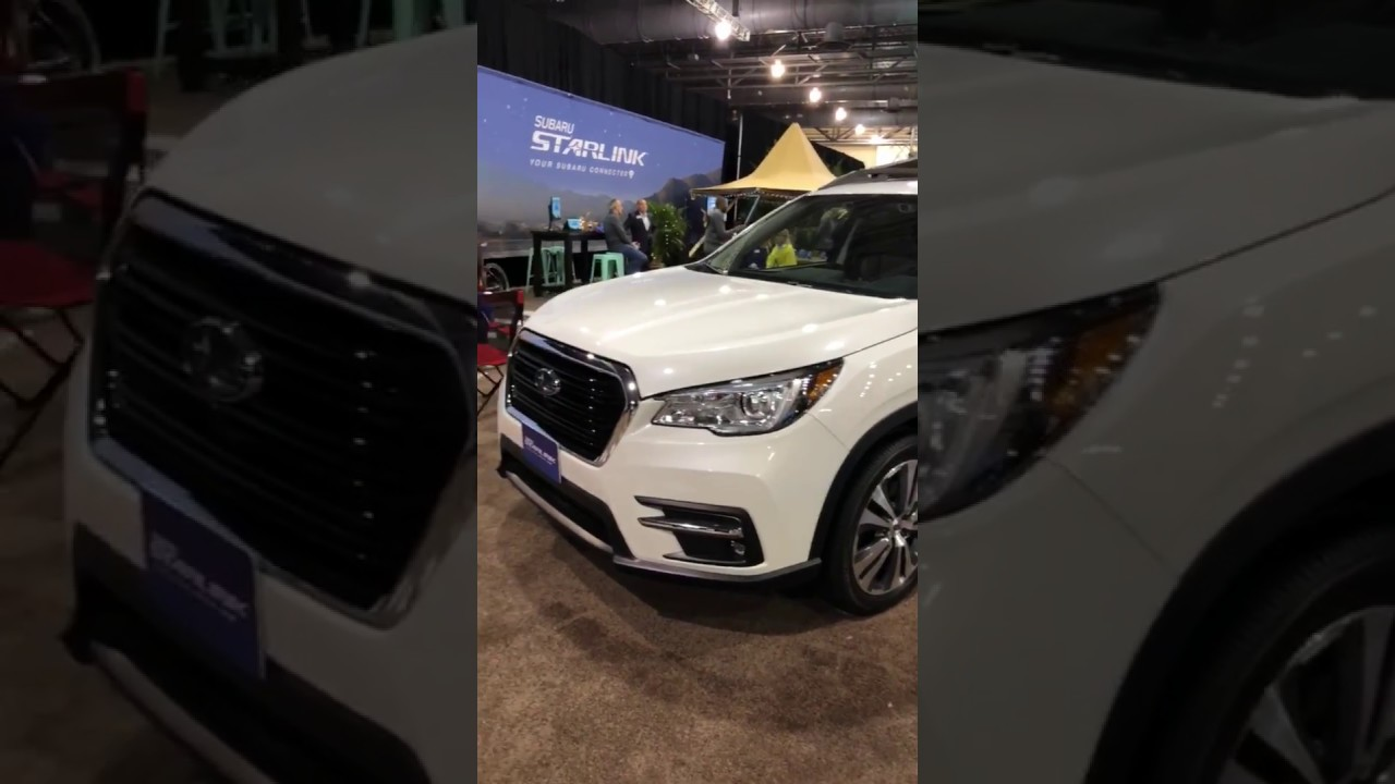 Larry Miller Boise >> 2019 Subaru Ascent Starlink Technology | Subaru NBC - YouTube