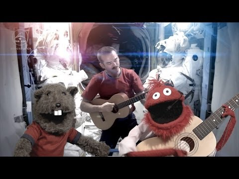 Space Oddity (ft. Chris Hadfield and Glove and Boots)