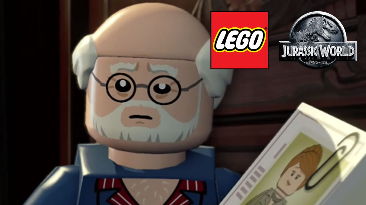 Lego Jurassic World | John Hammond | RazuchiTV | Desde o ...