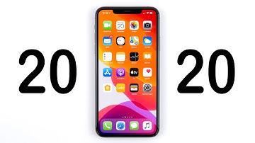 TOP 15 iPhone Apps 2020