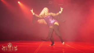 NEW!!! IRAQI SHOW by DIVA DARINA  2018 + Drum Solo in Germany