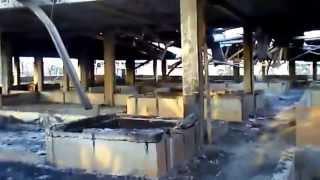 Pasar Jatibarang Indramayu - Hasil Survei Ulang Pasca Kebakaran