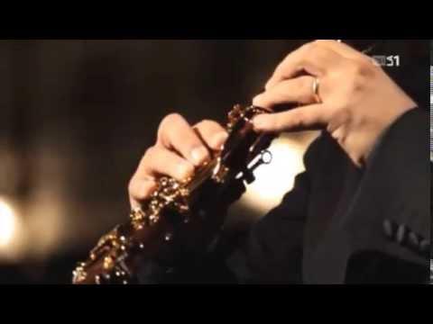 Corrado Giuffredi: Clarinet Solo, Preludio Atto III G.Verdi.