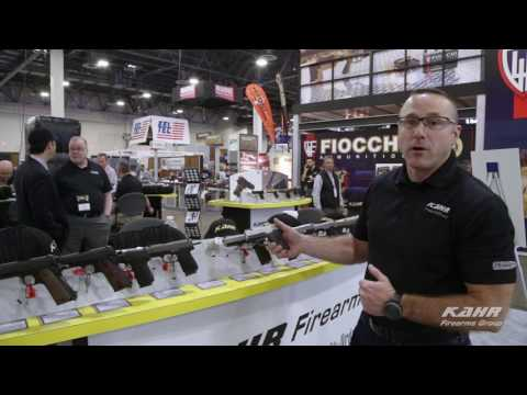 SHOT Show 2017 - Kahr Firearms Group
