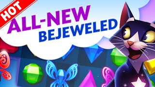 Bejeweled Stars - NEW POWER UPS AND CHARM SETS! (ArcadeGo Recommended)