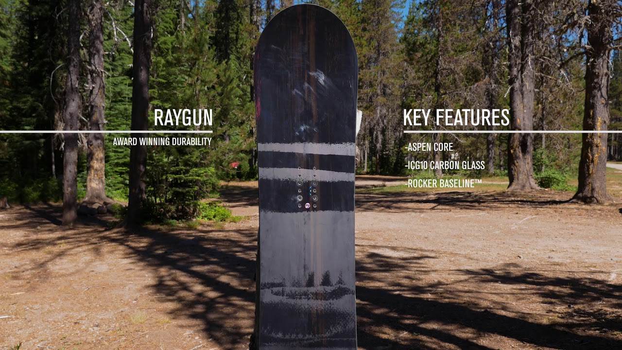 K2/Raygun Snowboard pour