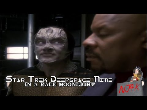 Deep Space Nine In The pale moonlight (Review)