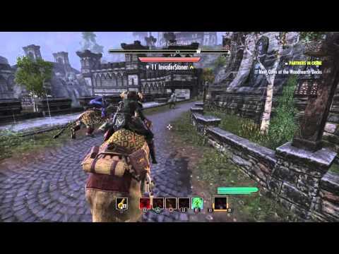 The Elder Scrolls Online: Kari's Hit List Glenumbra