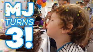 Happy Birthday Mini Jazza!
