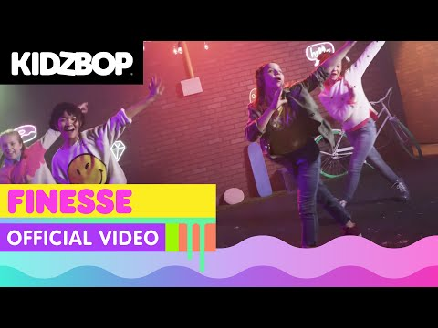 KIDZ BOP Kids – Finesse (Official Music Video)
