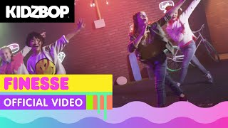 KIDZ BOP Kids – Finesse (Official Music Video) [KIDZ BOP 38]