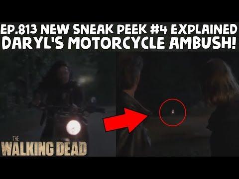 TWD Season 8 Episode 13 NEW Sneak Peek  4 Breakdown & Predictions!