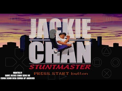 Cara Bermain Game Jackie Chan StunMaster PS1 Di Android