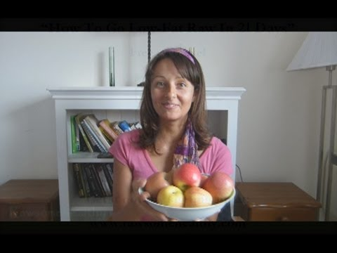Calories and Weight Loss On A High-Carb Raw Food Diet ...