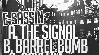 E-Sassin - Asylum EP [Section 8 - Technoid DNB]