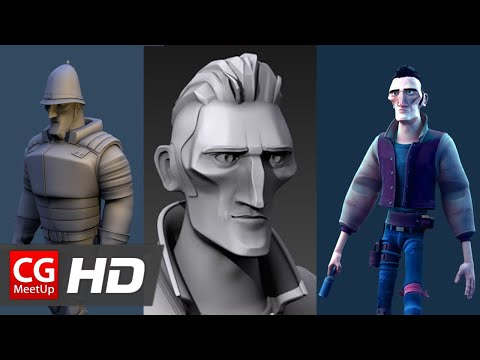 """CGI Animated Short Film """"Making of WALTER"""" by Louis Marsaud, Clement Dartigues, Theo Dusapin"""