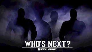 Mortal Kombat X: KOMBAT PACK 2 FINALLY CONFIRMED! - Rain, Smoke, Baraka & Sindel For DLC Characters?