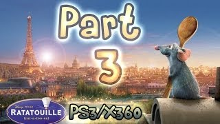Ratatouille Walkthrough Part 3 : The Movie - Game (PS3, Xbox 360)