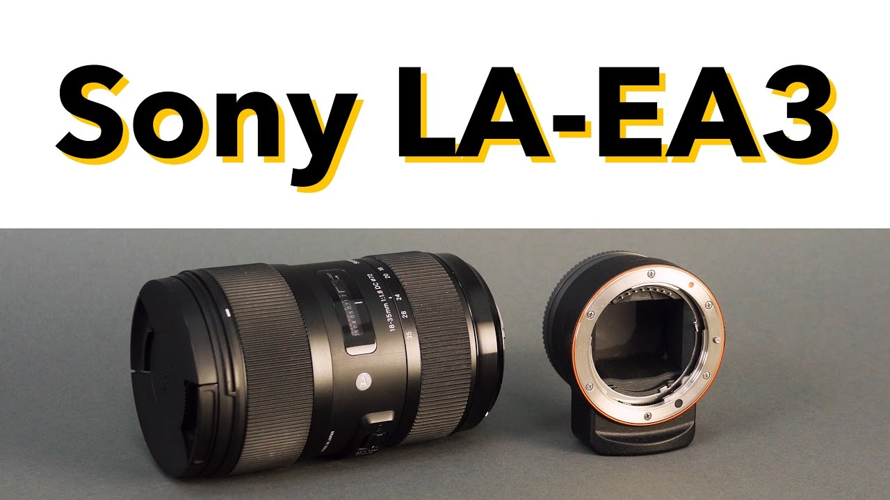 Question on LA-EA3 with Alpha lenses? Please share SAM & SSM