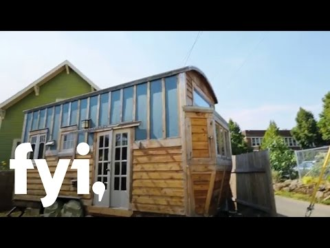 Tiny House Hunting: Luxuriously Tiny in Portland | FYI