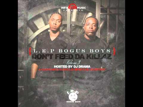 L.E.P Bogus Boys Chicago Nigga