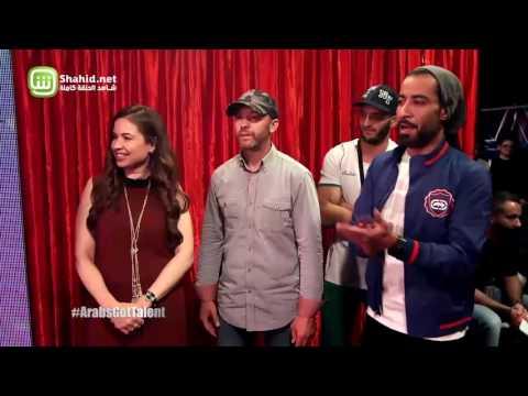 Arabs Got Talent - مرحلة تجارب الاداء - الجزائر - Blida Gymnastique