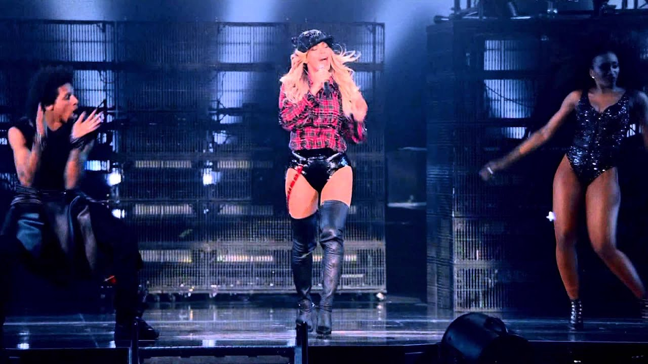 Beyonce I Am Tour Get Me Bodied