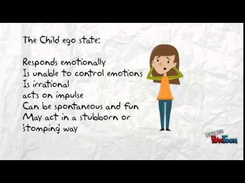 child ego state
