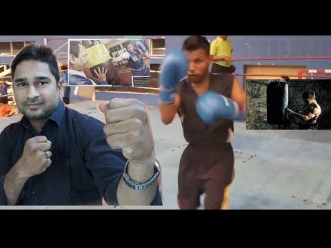 Khelo Nagpur #Boxing @ Divisional Sports Complex, Mankapur, Nagpur | By Sandeep Dhamde