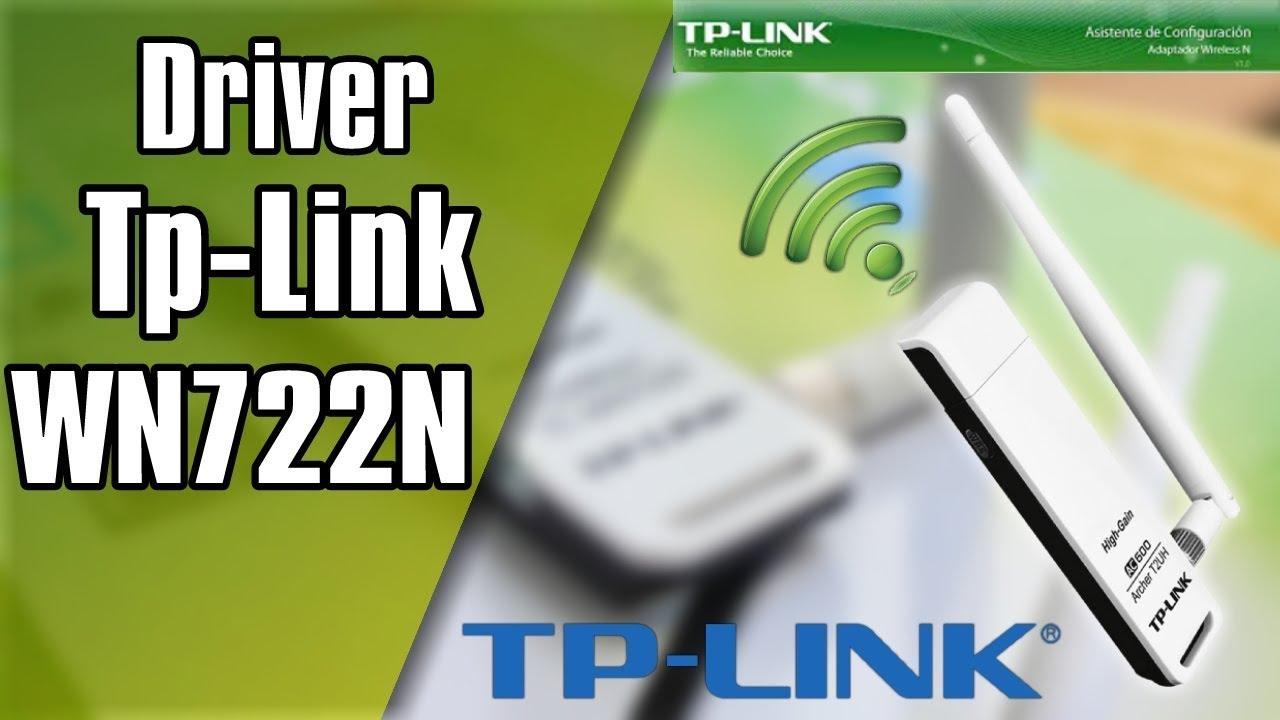 descargar driver tp-link tl-wn722n 150mbps gratis