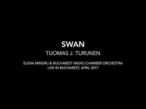 Swan -  Elena Mindru & Bucharest Radio Chamber Orchestra