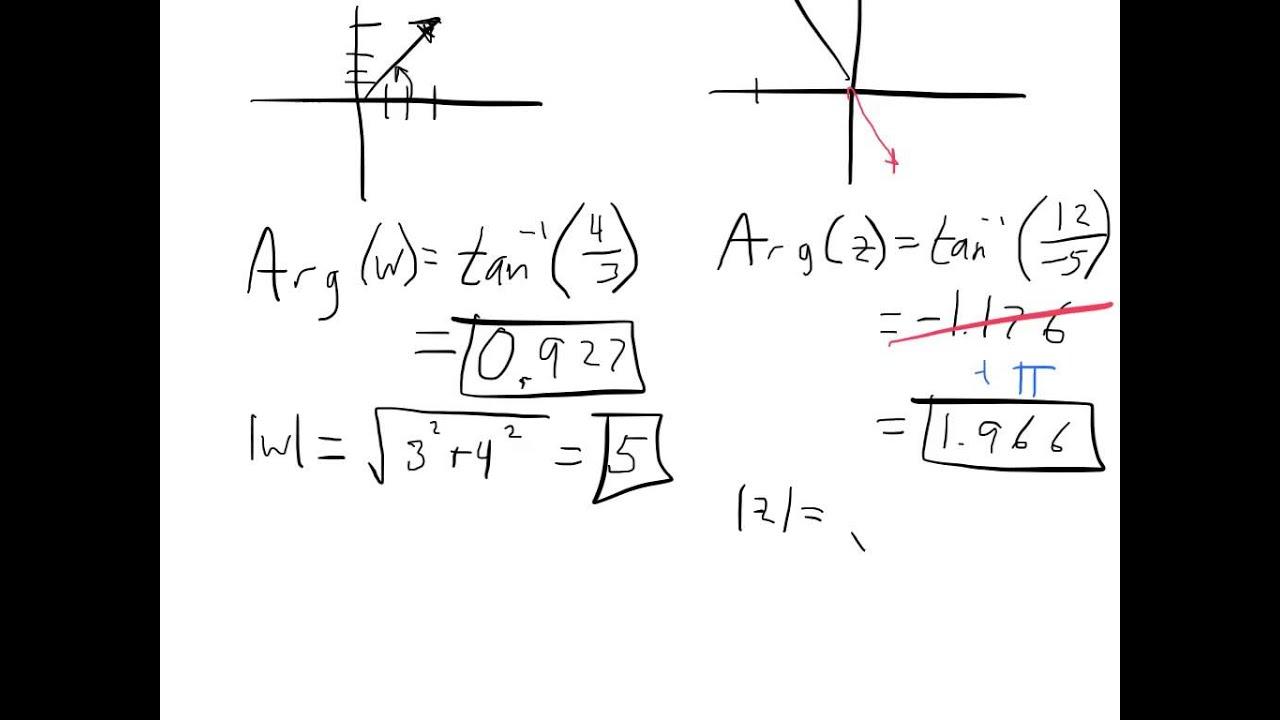 Lesson cx2a argand diagrams modulus argument and multiplying lesson cx2a argand diagrams modulus argument and multiplying complex numbers pooptronica Choice Image
