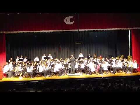 Teasley Middle School 8th Grade Band,Mr Sean Furilla - Conductor