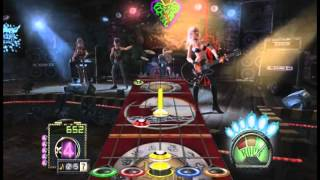 Rata Blanca-Mujer Amante_Guitar Hero 3_Expert