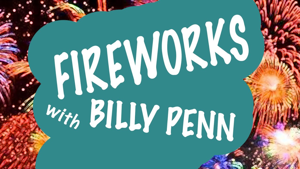 Video: The best fireworks show Pennsylvania's backwards law