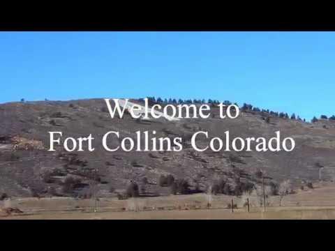 Welcome to Fort Collins Colorado