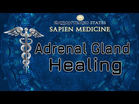 Adrenal Healing and Detoxification (Sound/Energetic healing)