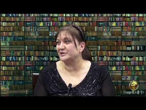GEOPOLITICAL TV | Վերնատան Հյուրերը | Anna Khlghatyan & Ruzanna Mkhitaryan