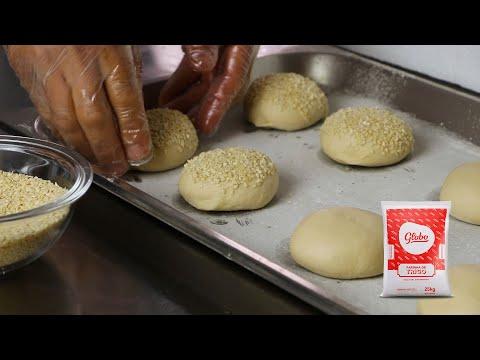 Como fazer pão de Hot Dog e de Hambúrger para Padaria? - Farinha de Trigo Globo Especial Tipo 1