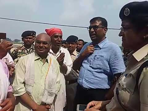 Pilgrims Invite DM & SSP to visit Ujjain