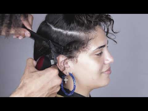 CUTTING DOWN ALL HAIR 😱 incrível transformação 💈✂️🇧🇷