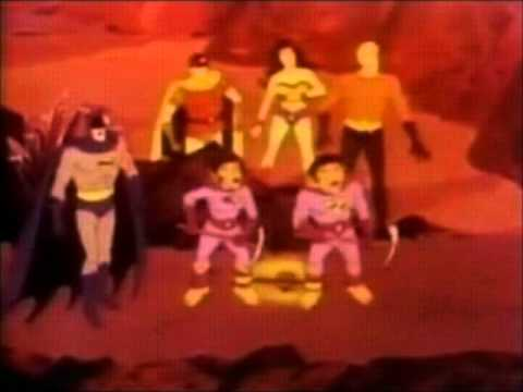 Saturday Morning Glory: Super Friends- Lord of Middle Earth (1/2)
