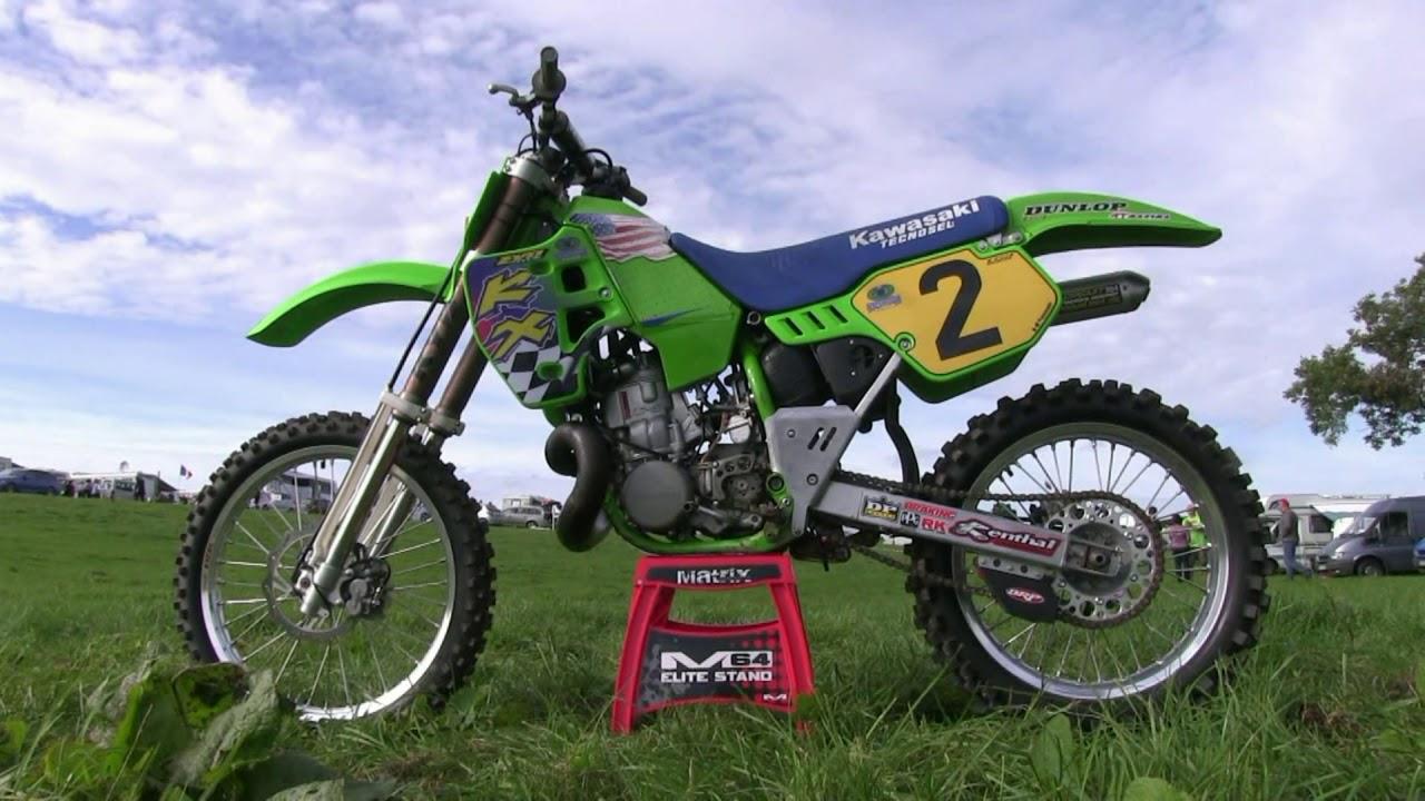 Classic Kawasaki Dirt Bikes 1974 Kx 1251979 Kx 2501992 Kx 500