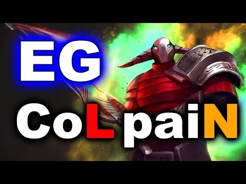 EG vs CoL and PaiN - CAPTAINS DRAFT 4.0 - American DOTA 2