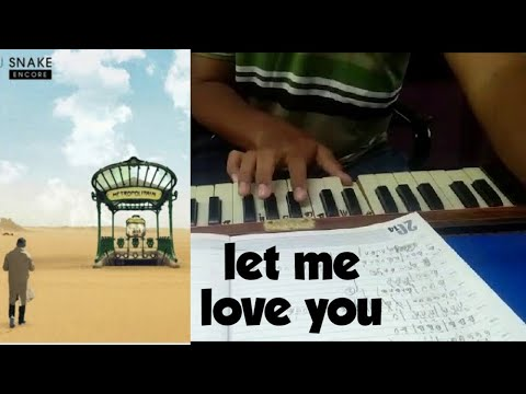 Let Me Love You Song In Harmonium Youtube