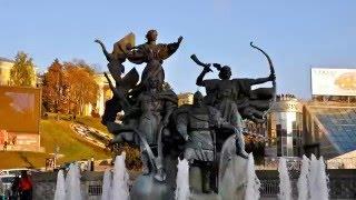 Достопримечательности Киева Украина. Путеводитель(Дешевые авиабилеты - http://bit.ly/1QWpTaA Дешевое жилье от частников + бонус - http://bit.ly/1VQqH96 Дешевые отели - http://bit.ly/24GBSD0..., 2016-05-18T10:14:23.000Z)